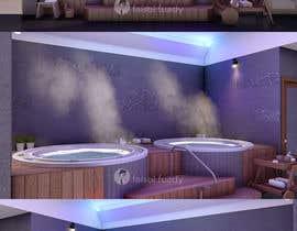 #12 para Design for new hydromassage pools in a SPA de faisolfuady