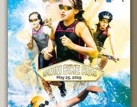 #57 untuk Triathlon Sports Poster Design oleh saurov2012urov