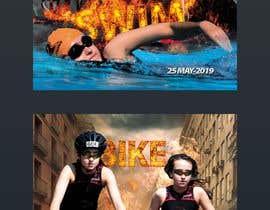 #62 untuk Triathlon Sports Poster Design oleh IslamNasr07