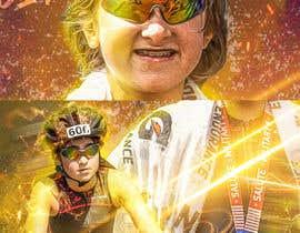 #48 untuk Triathlon Sports Poster Design oleh sairalatief