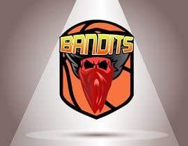 #33 untuk Logo for basketball team oleh sabbirahmed33
