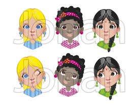 #7 для multicultural kid avatars. от JohanGart22