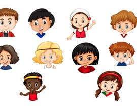 #12 для multicultural kid avatars. от hasibalhasan139