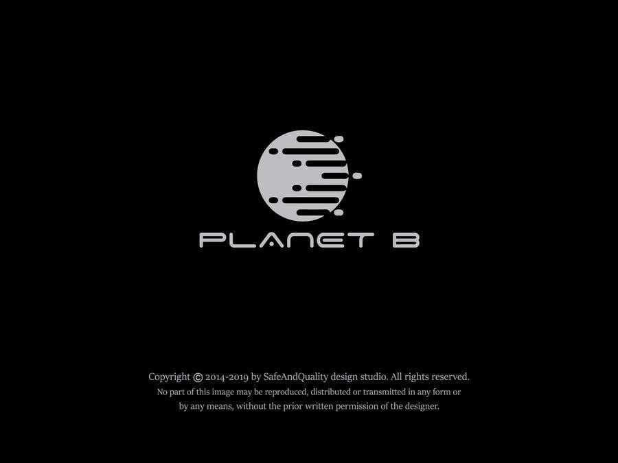 Kilpailutyö #135 kilpailussa Planet Logo