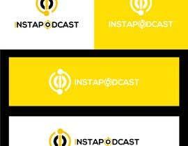 #44 for Instapodcast logo af jitusarker272