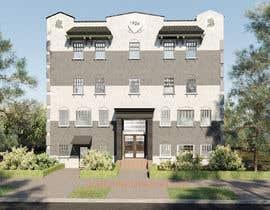 Nro 27 kilpailuun Exterior Render - Hotel käyttäjältä GrafikerDigital
