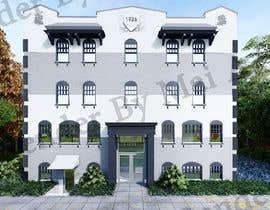Nro 2 kilpailuun Exterior Render - Hotel käyttäjältä maiiali52