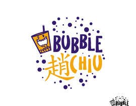 #10 cho Logo for a bubble tea company bởi oscarezp