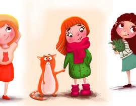 nº 11 pour Cartoon Character Contest for a show par kc013