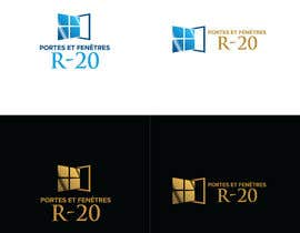 #111 untuk Design a logo for a doors and windows company oleh oaliddesign