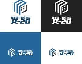 #75 untuk Design a logo for a doors and windows company oleh charisagse