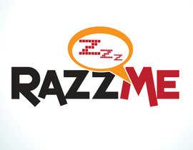 #18 para Logo Design for Razz Me por zedworks
