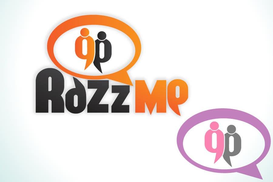 Penyertaan Peraduan #                                        55                                      untuk                                         Logo Design for Razz Me