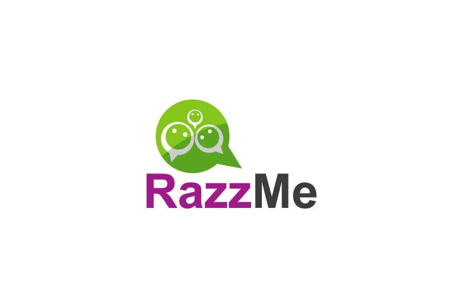 Penyertaan Peraduan #                                        19                                      untuk                                         Logo Design for Razz Me
