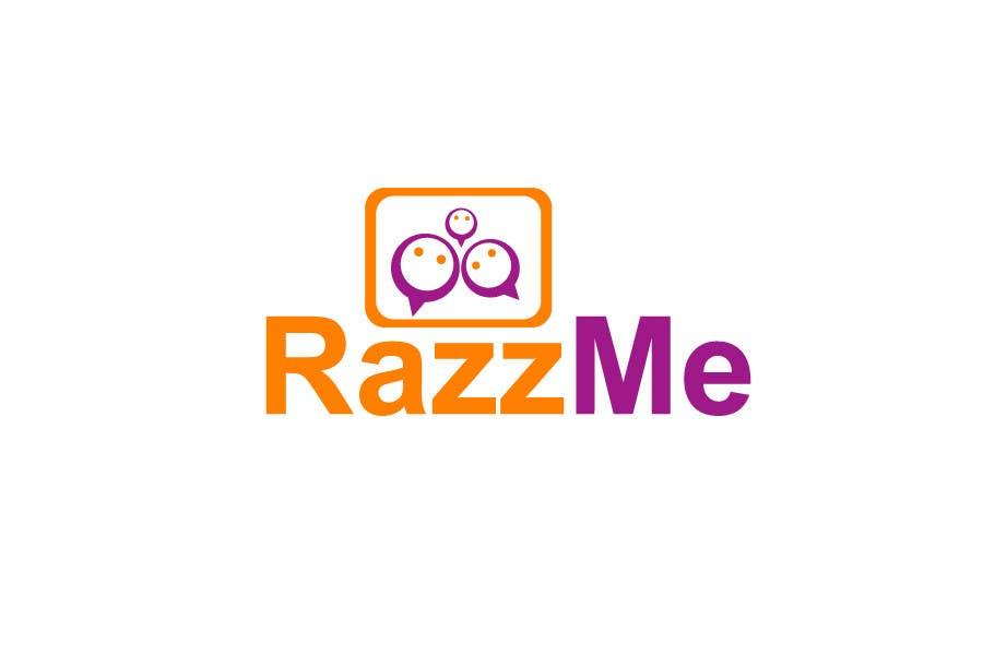 Penyertaan Peraduan #                                        21                                      untuk                                         Logo Design for Razz Me