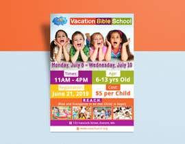 nº 64 pour Vacation Bible School Flyer par mtbittu