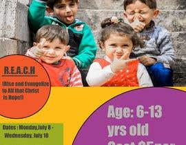nº 55 pour Vacation Bible School Flyer par ahmedfarhan9
