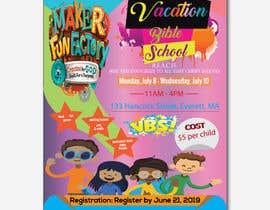 nº 56 pour Vacation Bible School Flyer par saifulalamtxt
