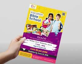nº 62 pour Vacation Bible School Flyer par kreativewebtech