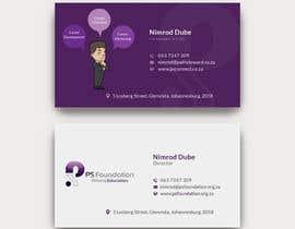 shdmnshkb tarafından Business card Design için no 261