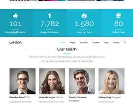 Nro 24 kilpailuun BUDGET 1.000$ - Create WordPress website proposal for software company. käyttäjältä Mejba2004