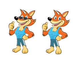 #32 cho Design a cartoon fox mascot bởi fiq5a69f88015841