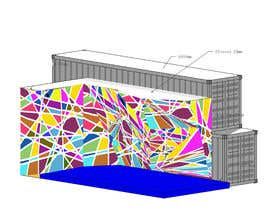 #22 cho Geometric Pattern Mural Design For A Bouldering (Climbing) Wall bởi sonnybautista143