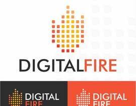 #93 for Digital Fire Logo Design by AntonLevenets