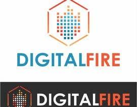 #130 for Digital Fire Logo Design by AntonLevenets