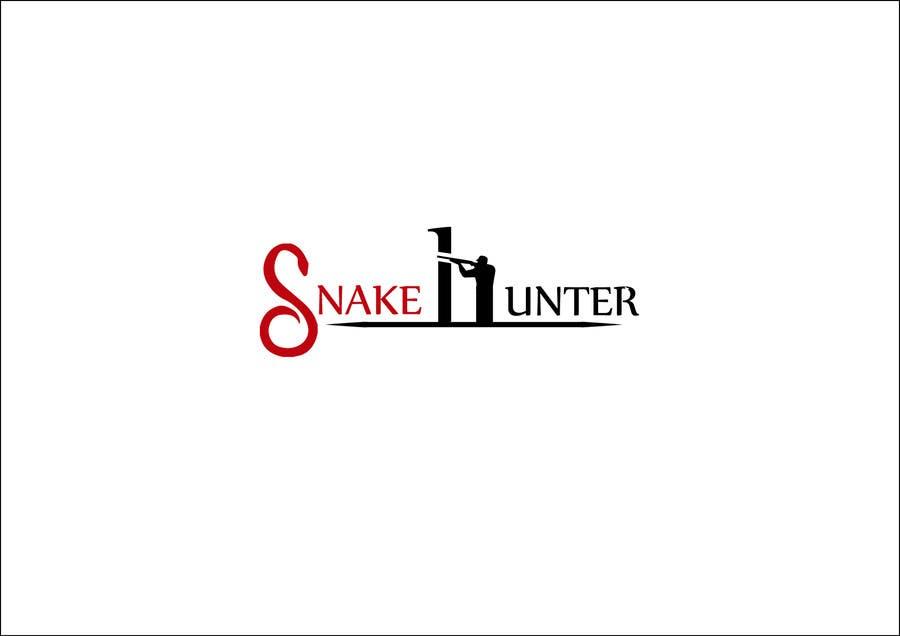 Penyertaan Peraduan #                                        29                                      untuk                                         Design a Logo for The Snake Hunters
