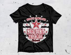 Nro 25 kilpailuun Tumbling team shirt design käyttäjältä nasimulapon