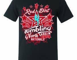 Nro 29 kilpailuun Tumbling team shirt design käyttäjältä stsohel92