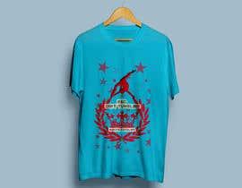 #34 for Tumbling team shirt design by skmasudurrahaman