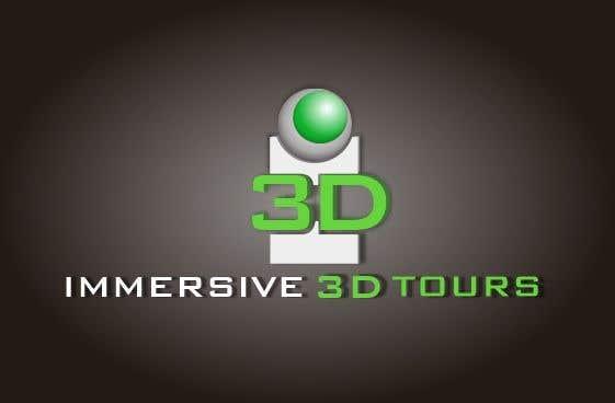 Penyertaan Peraduan #79 untuk Logo design for i3D.