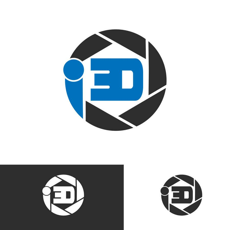 Penyertaan Peraduan #44 untuk Logo design for i3D.