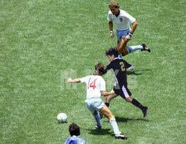 Nro 10 kilpailuun Soccer person swap käyttäjältä mhksayem