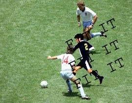 Nro 19 kilpailuun Soccer person swap käyttäjältä RUHUL3