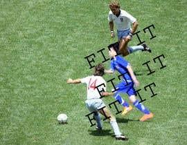 Nro 20 kilpailuun Soccer person swap käyttäjältä RUHUL3