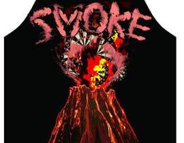 #10 for Volcano Illustration for Dart Shirt by feramahateasril