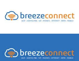 #147 для Update Breeze Connect (VOIP/Telco) Company Branding от modeleSKETCH