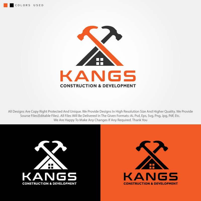 Proposition n°108 du concours Creative Logo Design for Construction / Development company