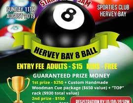 Nro 37 kilpailuun Event sports flyer käyttäjältä maidang34