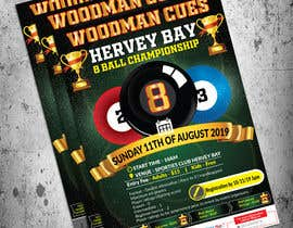 Nro 35 kilpailuun Event sports flyer käyttäjältä piashm3085