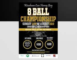 Nro 44 kilpailuun Event sports flyer käyttäjältä ExpressProDesign