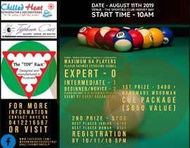 Nro 9 kilpailuun Event sports flyer   - 13/06/2019 06:32 EDT käyttäjältä Nevenacarica