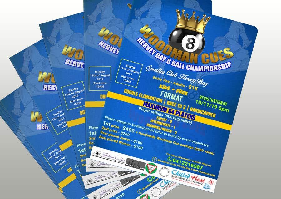 Kilpailutyö #17 kilpailussa Event sports flyer   - 13/06/2019 06:32 EDT