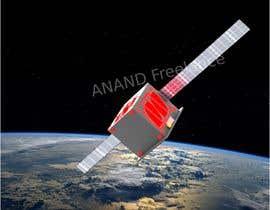 Nro 7 kilpailuun Artistic view of a satellite käyttäjältä anandvelandy3