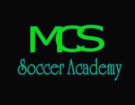 #82 для Soccer Logo от ashrafnauman