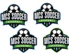 #90 для Soccer Logo от brunorubiolo