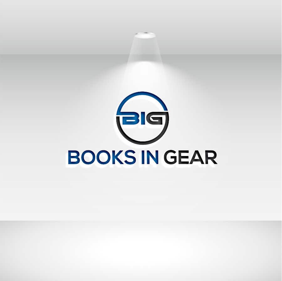 """Konkurrenceindlæg #67 for Logo design for """"Books In Gear"""" bookkeeping/accounting/tax and financial services"""